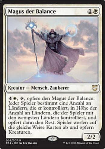Magus der Balance (Magus of the Balance)