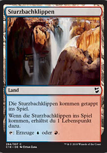 Sturzbachklippen (Swiftwater Cliffs)