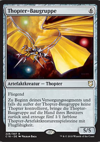Thopter-Baugruppe (Thopter Assembly)