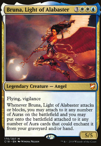 Bruna, Light of Alabaster (Bruna vom Alabasterschwarm)