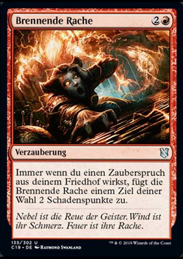 Brennende Rache (Burning Vengeance)