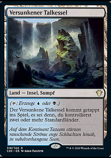 Versunkener Talkessel (Sunken Hollow)