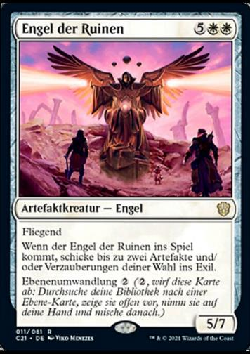 Engel der Ruinen (Angel of the Ruins)