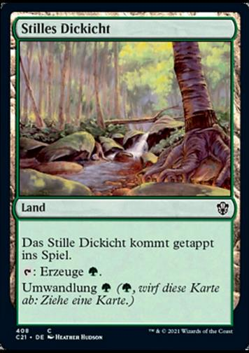 Stilles Dickicht (Tranquil Thicket)