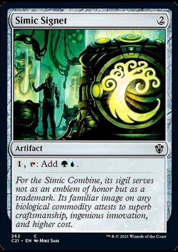 Simic Signet (Simic-Petschaft)