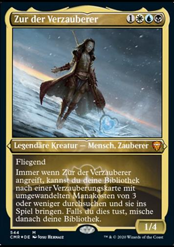 Zur der Verzauberer (Zur the Enchanter)
