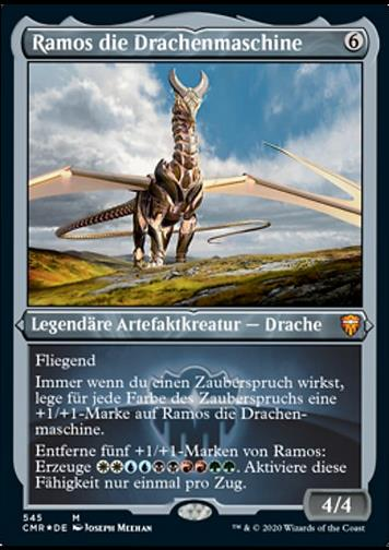 Ramos die Drachenmaschine (Ramos, Dragon Engine)