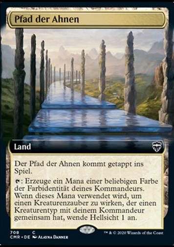 Pfad der Ahnen v.2 (Path of Ancestry)