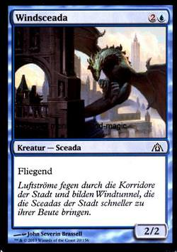 Windsceada (Wind Drake)