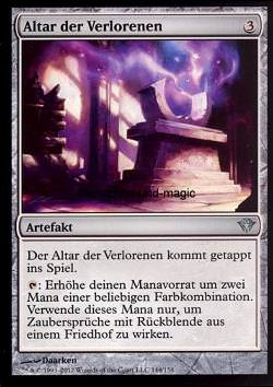 Altar der Verlorenen (Altar of the Lost)