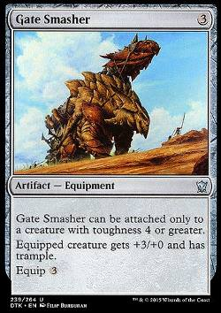 Gate Smasher (Torbrecher)