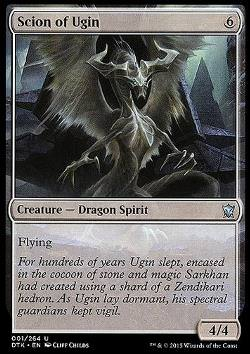 Scion of Ugin (Ugins Spross)