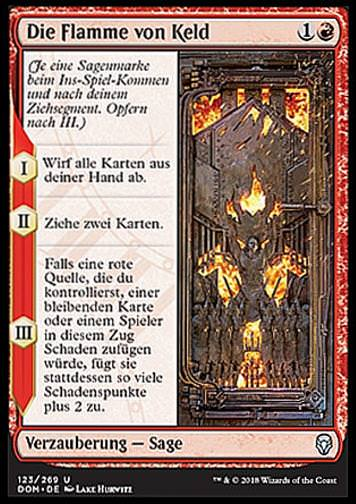 Die Flamme von Keld (The Flame of Keld)