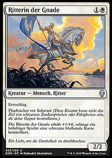 Ritterin der Gnade (Knight of Grace)