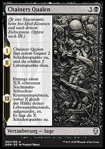 Chainers Qualen (Chainer's Torment)