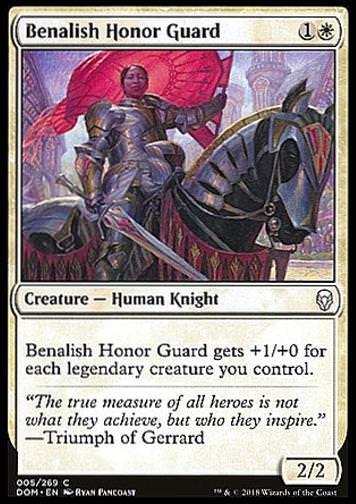 Benalish Honor Guard (Benalische Ehrengarde)