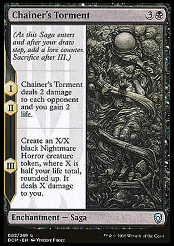 Chainer's Torment (Chainers Qualen)
