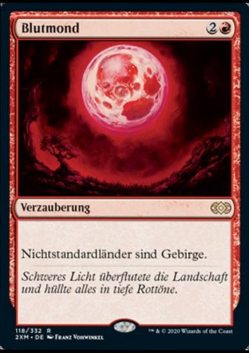 Blutmond (Blood Moon)