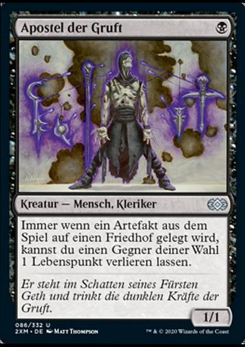 Apostel der Gruft (Disciple of the Vault)
