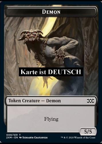 Token Dämon (Demon)