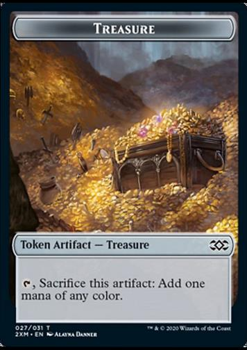 Token Treasure (Schatz)