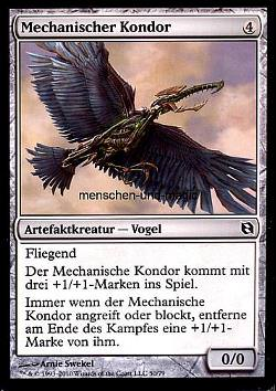 Mechanischer Kondor (Clockwork Condor)