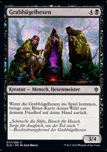 Grabhügelhexen (Barrow Witches)
