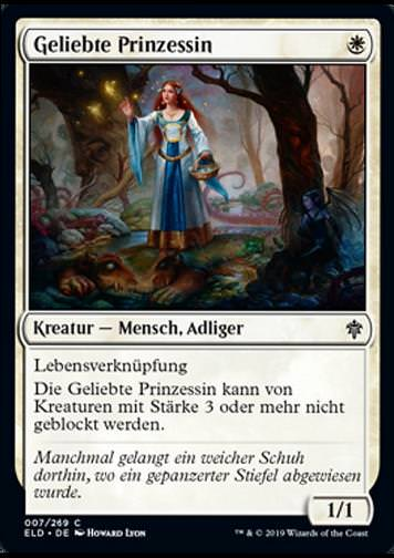 Geliebte Prinzessin (Beloved Princess)