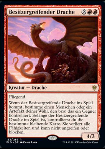 Besitzergreifender Drache v.1 (Opportunistic Dragon)