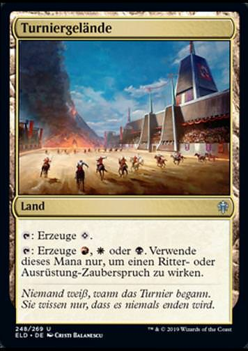 Turniergelände (Tournament Grounds)