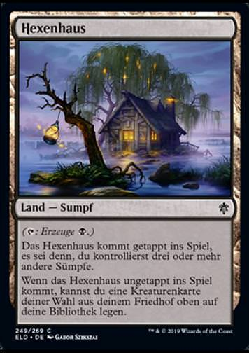 Hexenhaus (Witch's Cottage)
