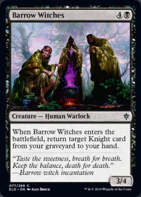 Barrow Witches (Grabhügelhexen)