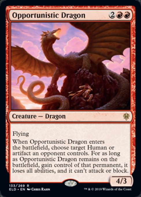 Opportunistic Dragon v.1 (Besitzergreifender Drache)
