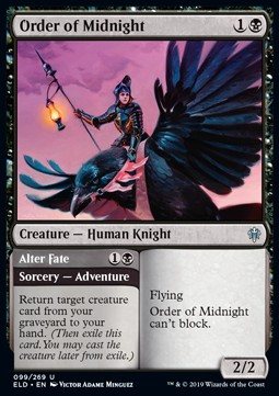 Order of Midnight v.1 // Alter Fate (Order of Midnight // Alter Fate)
