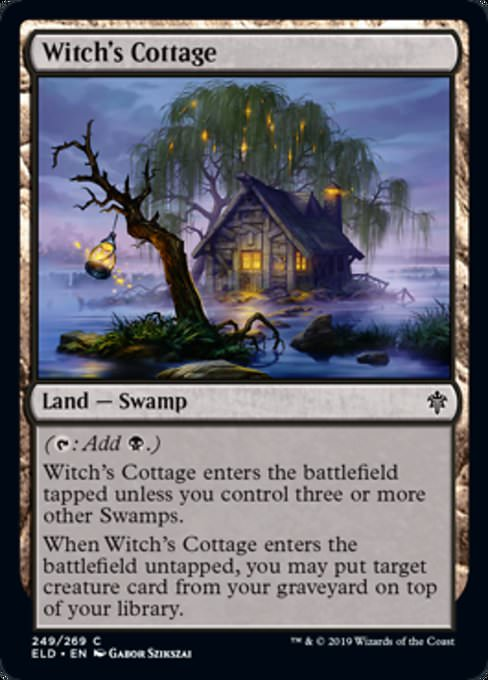 Witch's Cottage (Hexenhaus)