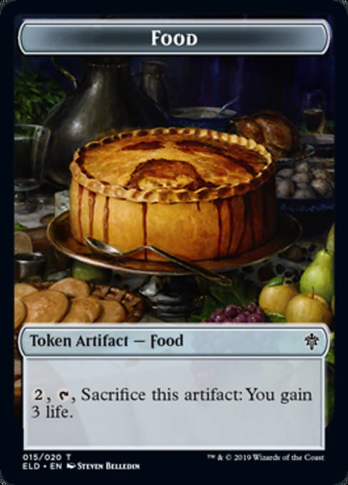 Token Artifact Food v.1 (Token Artifact Speise v.1)