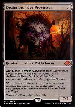 Dezimierer der Provinzen (Decimator of the Provinces)