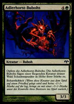 Adlerhorst-Bubohs (Aerie Ouphes)