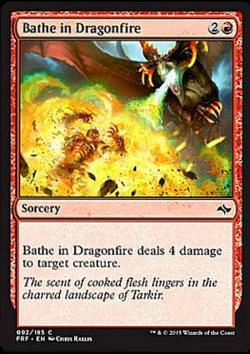 Bathe in Dragonfire (Bad im Drachenfeuer)