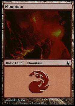 Mountain v.3 - FOIL - (Gebirge)