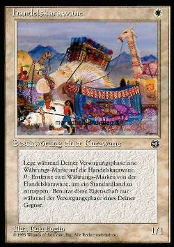 Handelskarawane - Version 1 (Trade Caravan)