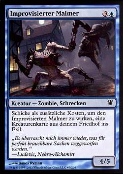 Improvisierter Malmer (Makeshift Mauler)
