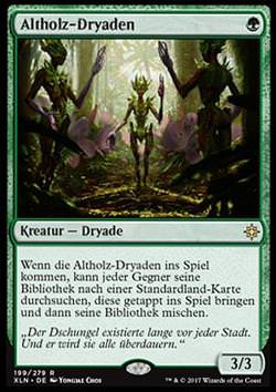 Altholz-Dryaden (Old-Growth Dryads)