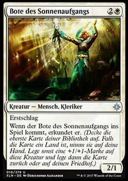 Bote des Sonnenaufgangs (Emissary of Sunrise)