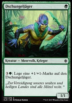 Dschungeljäger (Jungle Delver)