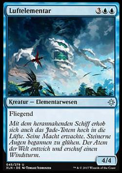 Luftelementar (Air Elemental)