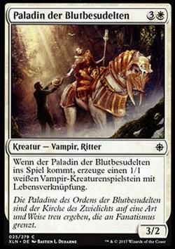 Paladin der Blutbesudelten (Paladin of the Bloodstained)
