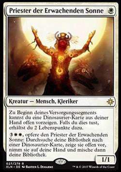 Priester der Erwachenden Sonne (Priest of the Wakening Sun)