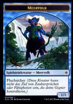 Token: Meervolk 1/1