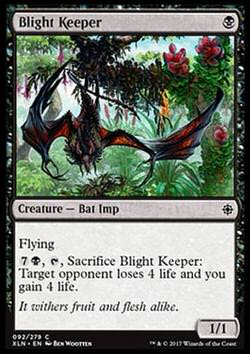 Blight Keeper (Hüter der Fäulnis)